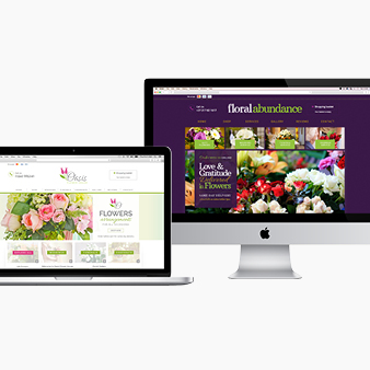 Bespoke Florist Websites